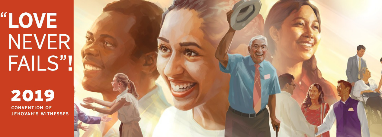 Love Never Fails! 2019 Convention of Jehovah's Witnesses | Osceola