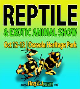Repticon Kissimmee | Osceola Heritage Park
